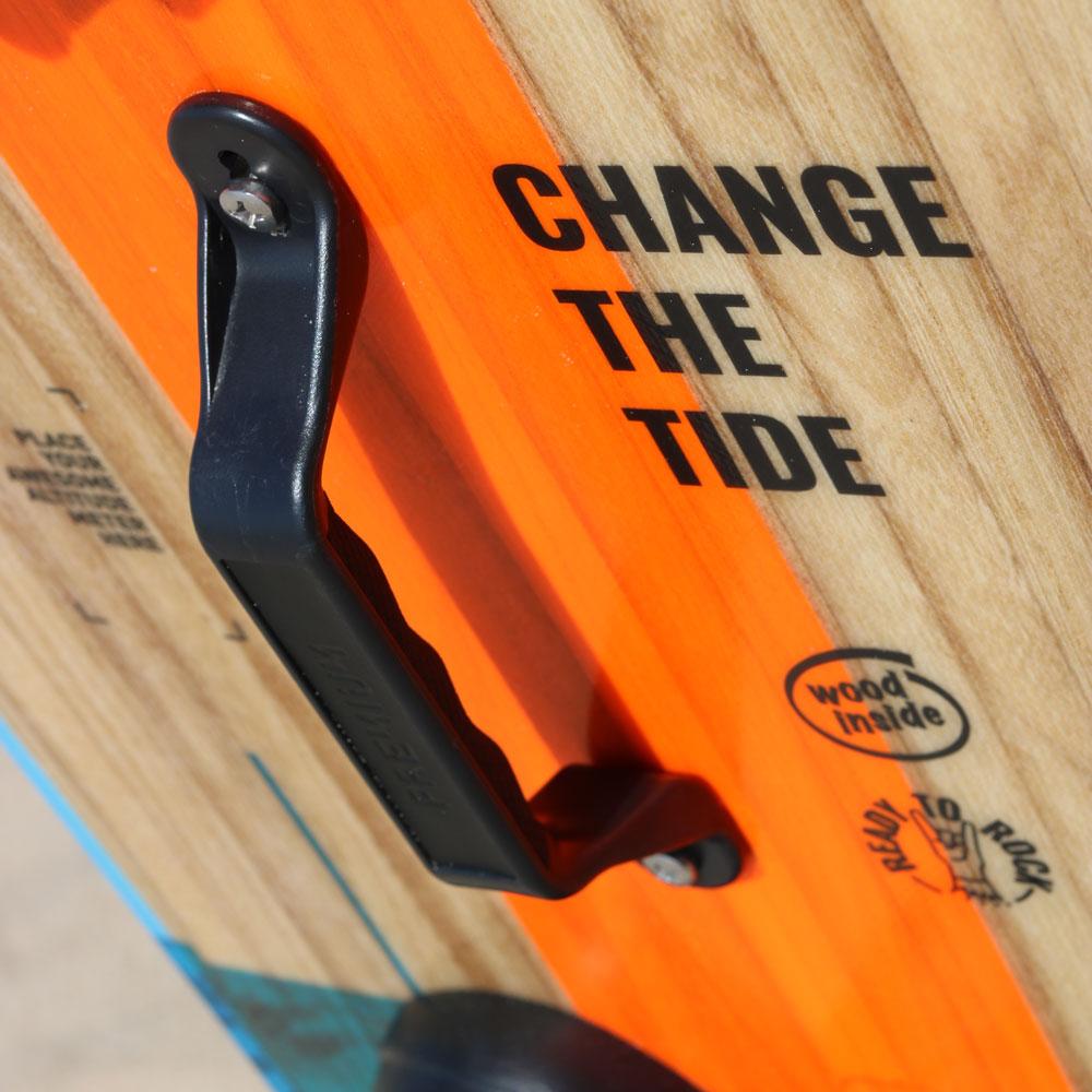 kite board upwind machine y