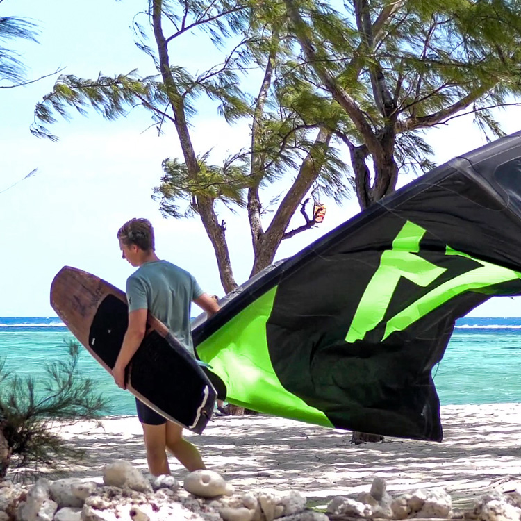surfboard wave kite kitesurfen
